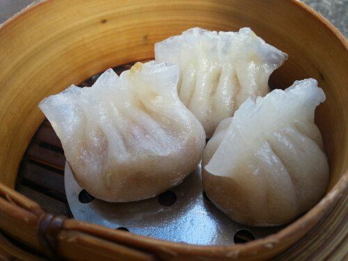 Vegan Yum Cha at Bodhi