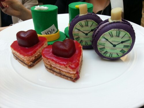 Mad Hatter's Afternoon Tea at the Westin Hotel Sydney