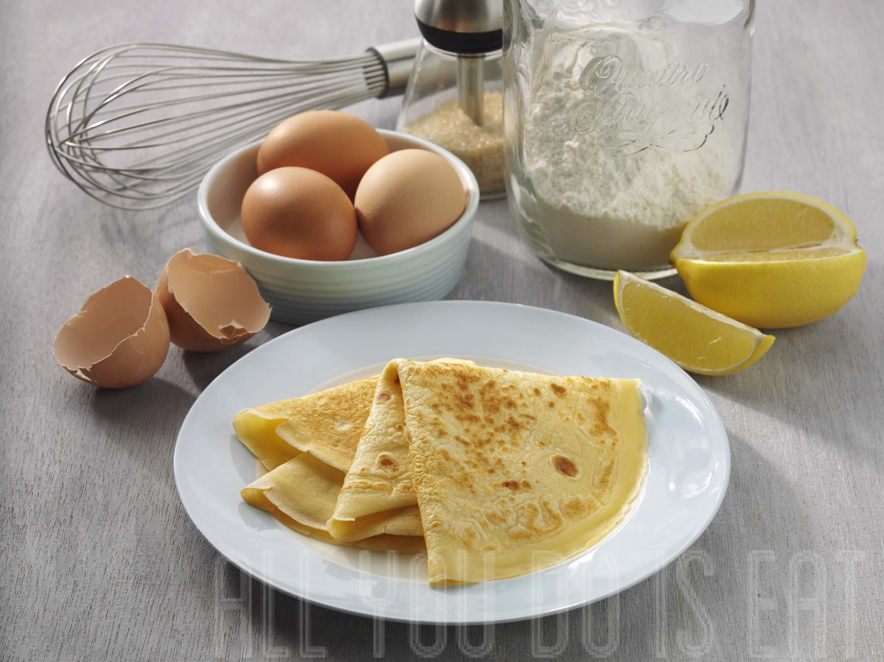 Pancake Tuesday Crepes + a Giveaway