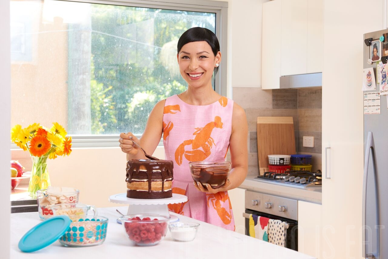A Word with Katherine Sabbath, a Recipe & Pyrex's 100 Year Anniversary