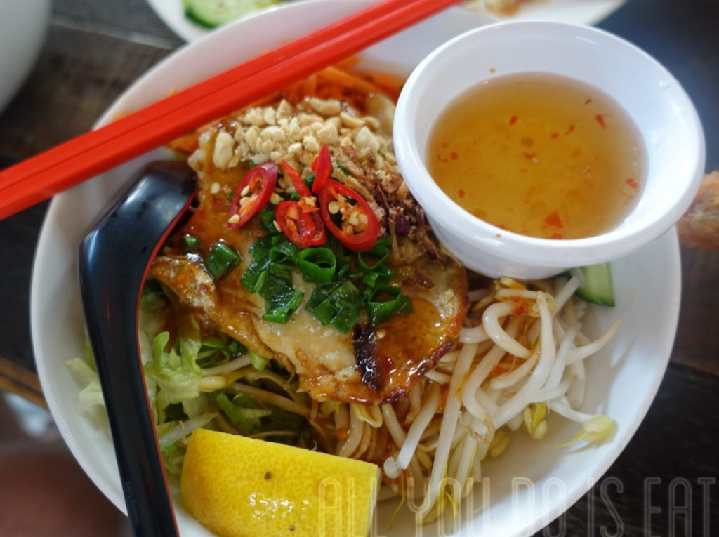 Noodle Salad at Great Aunty Three - Vietnamese Street Food