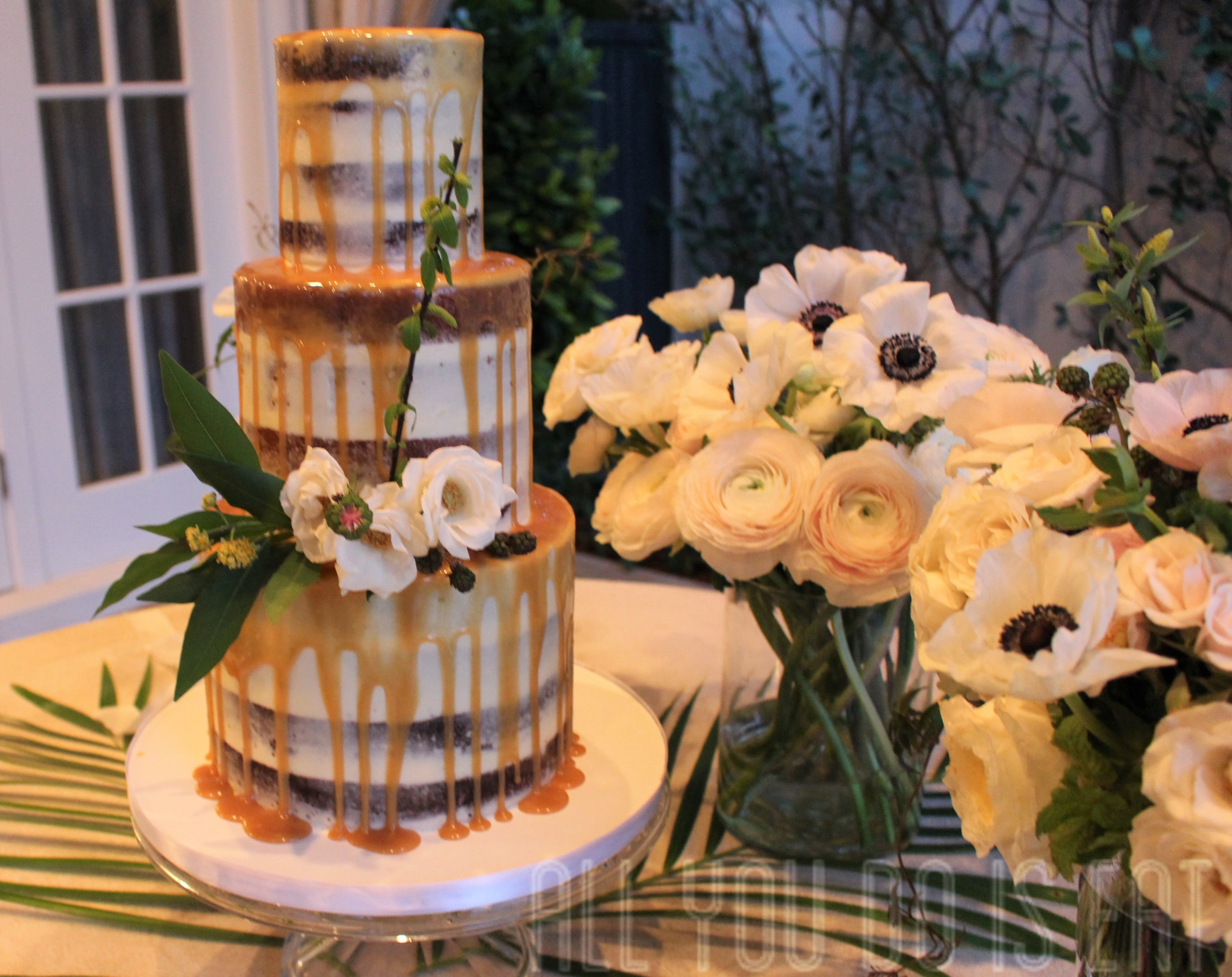 A Very Foodie Wedding: Part I