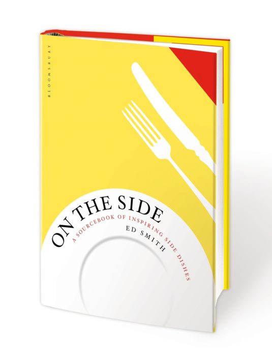On the Side cookbook by Ed Smith